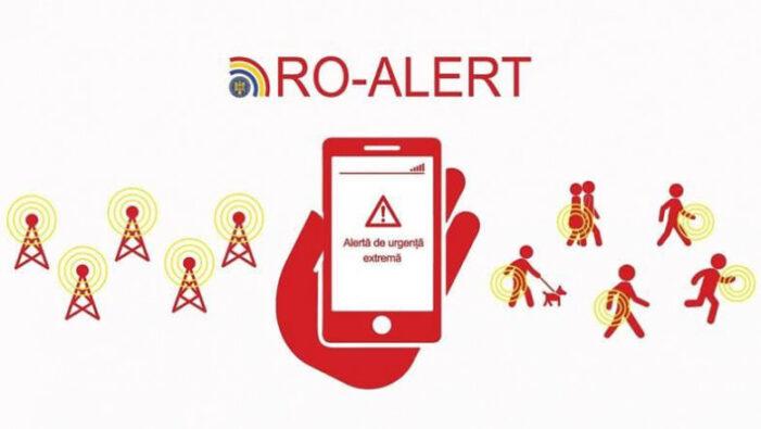 De ce unele mesaje RO-Alert ajung la oameni după ce furtuna a început ?