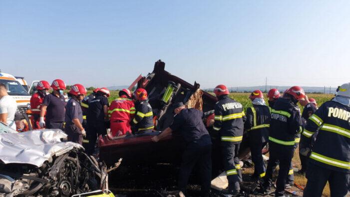 """Week-end tragic pe șoselele din România. Apelul lui Bode către șoferi: """"Grăbiți-vă încet"""""""