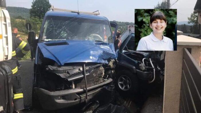Accident teribil. O tanara de 19 ani a murit (Foto&video)