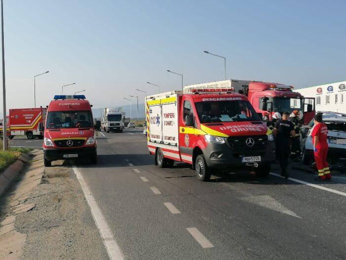 Cumplit ! Accident cu 4 morti ! (Foto)