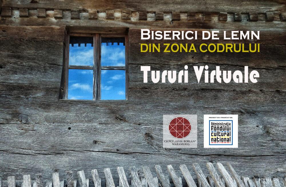 Proiect cultural dedicat vechilor biserici de lemn din zona Codrului