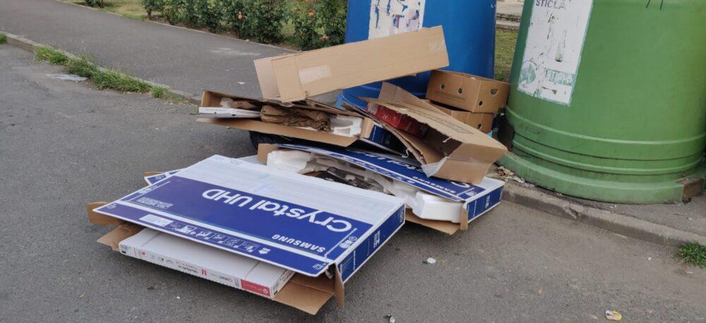 Firma din Satu Mare, amendata. Unde a aruncat deseurile ? (Foto)