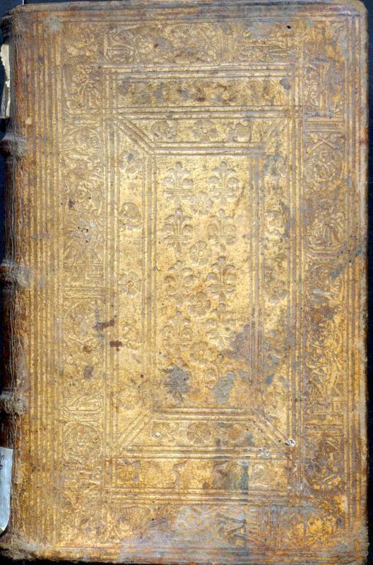 Carte tiparita in evul mediu la Lyon, in colectia Bibliotecii Judetene Satu Mare (Foto)