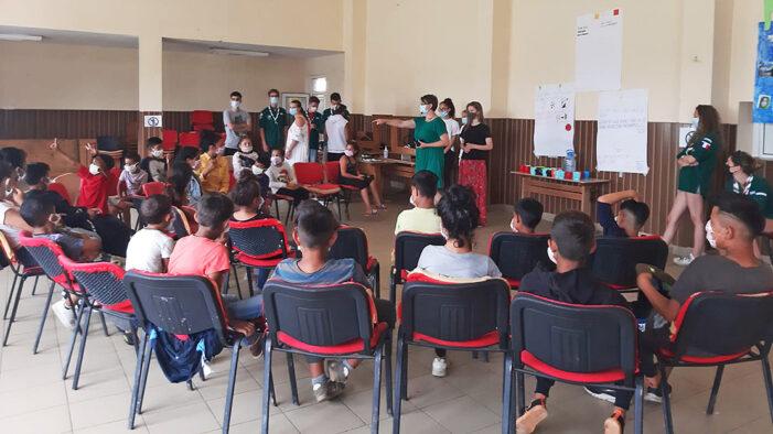 Tabara de vara pentru copiii din Satmarel