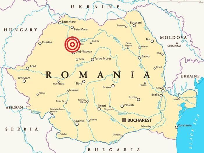 Cutremur in apropiere de Satu Mare. S-a resimtit si in Ucraina