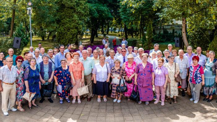Cele mai longevive cupluri din Satu Mare, premiate