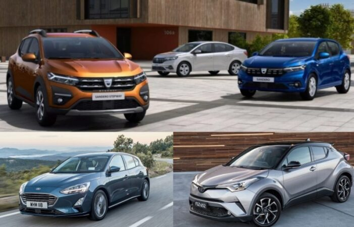 Aproape 30.000 de vehicule înmatriculate în prima jumătate a lunii iulie. Mărci preferate de români