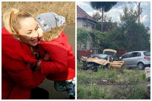 Apel disperat ! Gabi, tânăra rănită în accidentul din Bobota are nevoie de sânge ! (Foto)