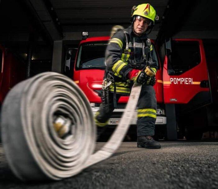 Angajări la Pompieri ! Mii de posturi noi în toată țara !