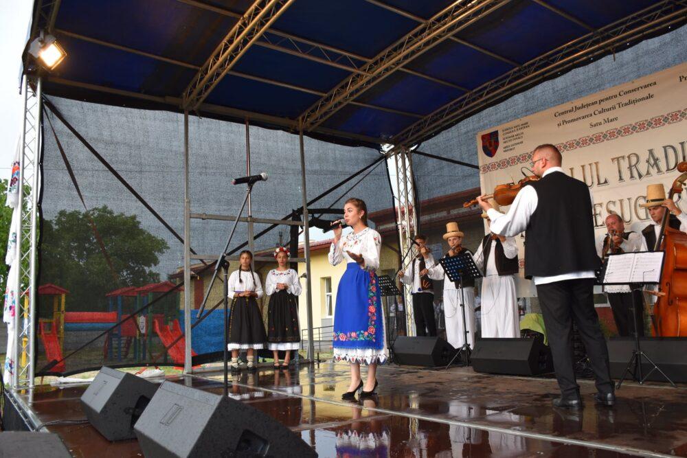 Festivalul Tradițiilor și Meșteșugurilor din localitatea Amați, la cea de-a V-a ediție