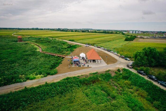 Zona ecoturistica în satul Berindan. Are peste 30 de hectare (Foto)