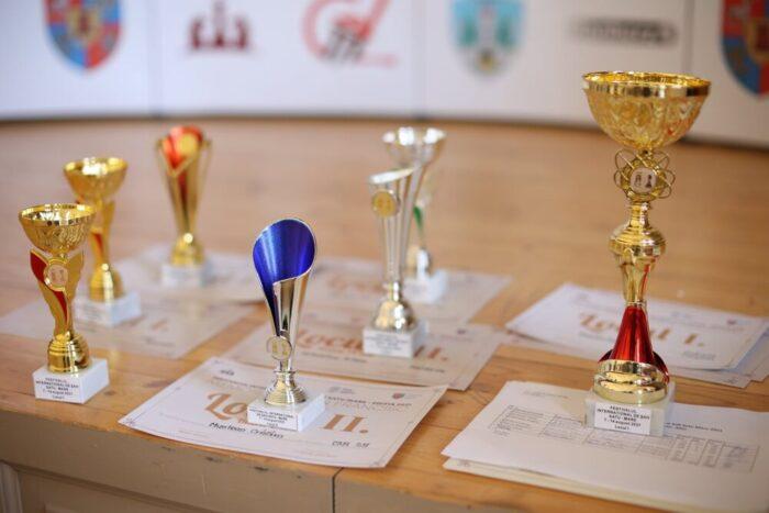 Turneele de la Festivalul de Șah Satu Mare au avut 240 de participanți