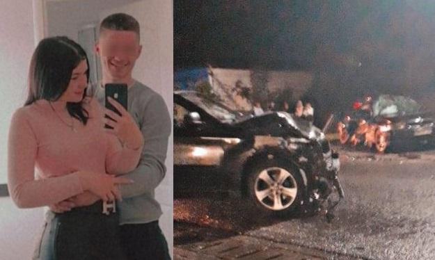 Accident cumplit ! O fata de 15 ani a murit ! (Foto&video)