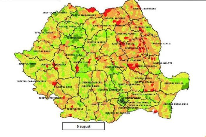 O localitate din Satu Mare, in TOP 10 … Alta printre localitatile codase !