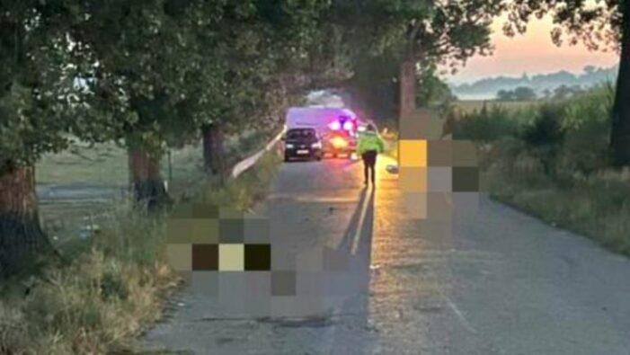 Accident cumplit. Trei tineri au murit ! (Foto)