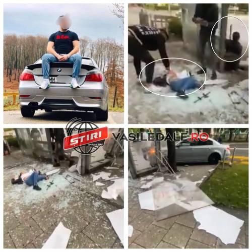 Ce spune șoferul cu BMW care a schilodit un tânăr și i-a ucis soția ?