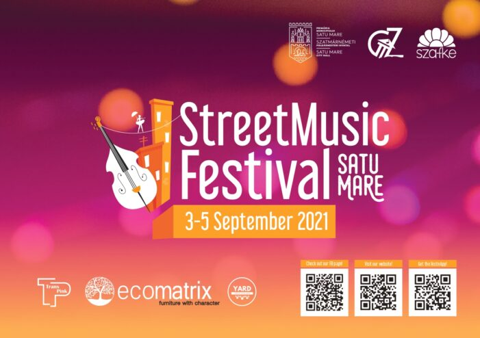 Incepe Street Music Festival ! Vezi programul detaliat !