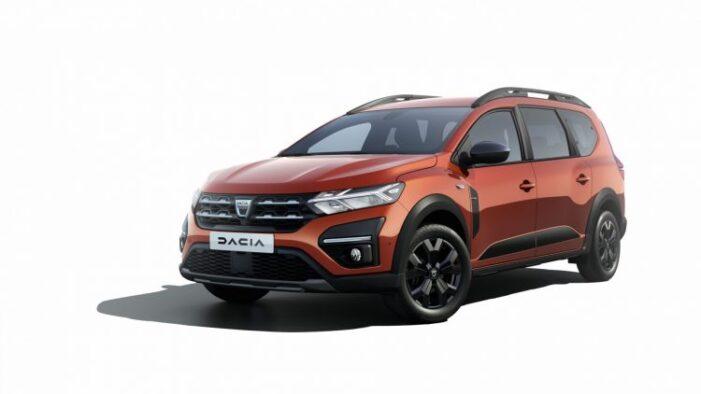 Dacia Jogger, noul model, din noiembrie pe piața ! (Foto)