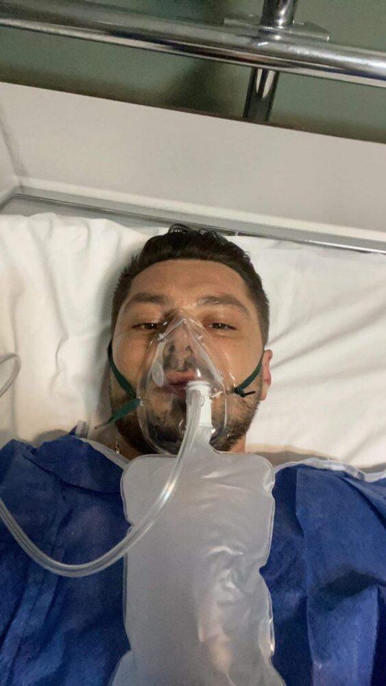 Scăpat din brațe de nuntași, mirele a ajuns la spital, cu coloana fracturată