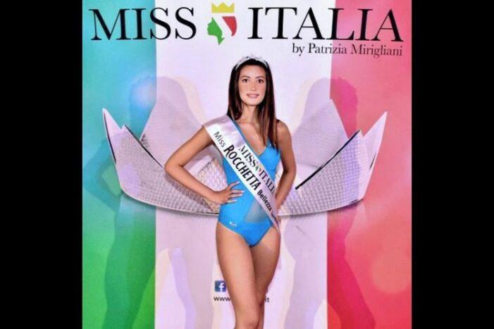O romanca s-a calificat in finala Miss Italia 2021 (Foto)