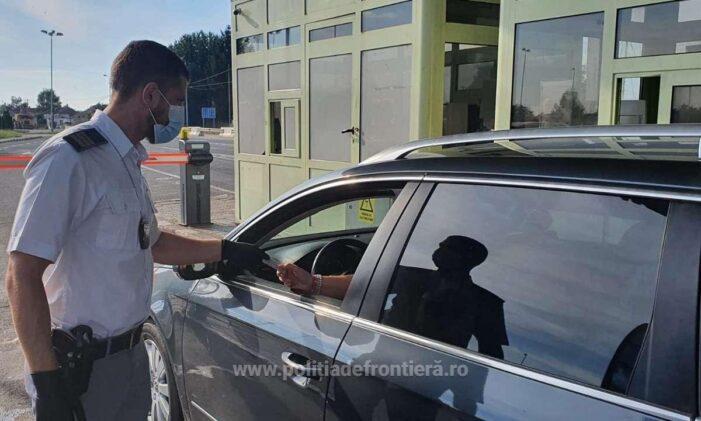 Clujean cautat de Politie, prins la Petea