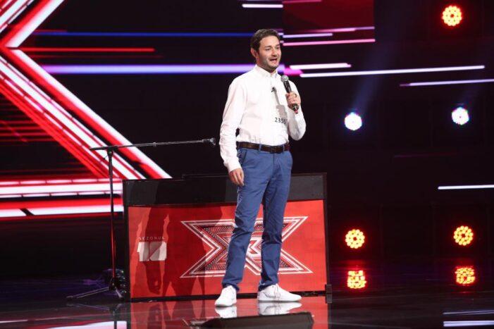 S-a nascut la Satu Mare, dar a fost adoptat in Irlanda. A facut senzatie la X Factor (Foto)