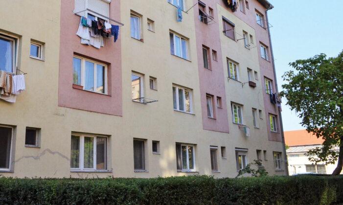 Conditii mai bune la locuintele sociale de pe strada Tarnavei