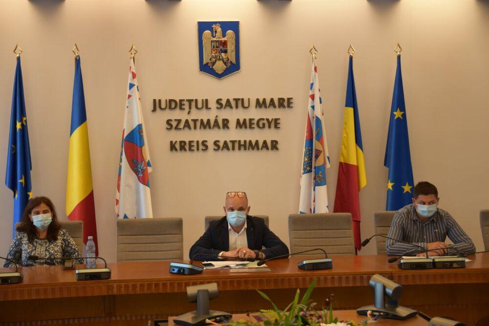 Probleme mari in 7 localitati din judet
