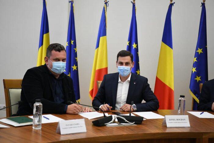 Incă un pas important spre realizarea drumului expres dintre Satu Mare și Baia Mare