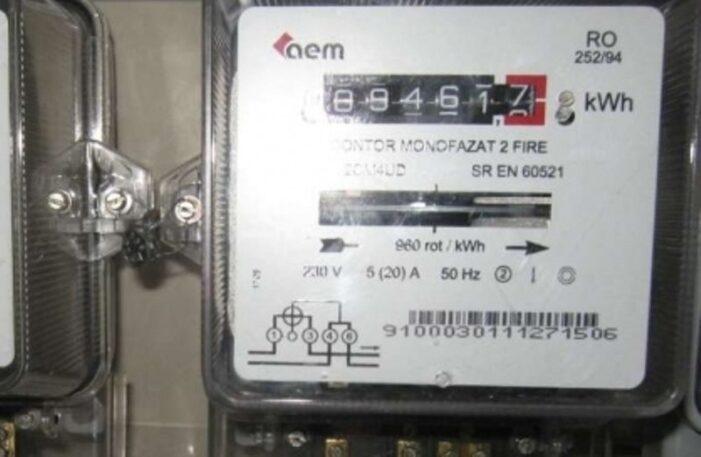 Peste un milion de contoare ale Electrica sunt expirate