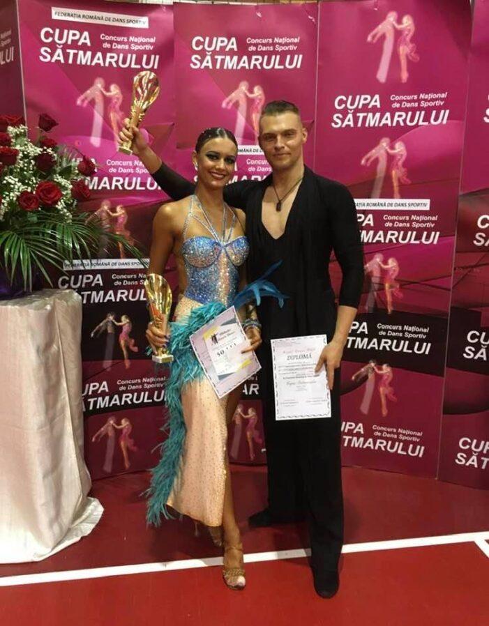 Concurs de dans sportiv la Satu Mare (Foto)