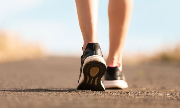 Mersul pe jos este benefic pentru organism