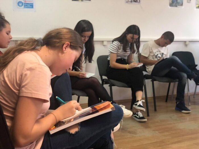 Proiect de educație prin cultură în desfășurare la Teatrul de Nord