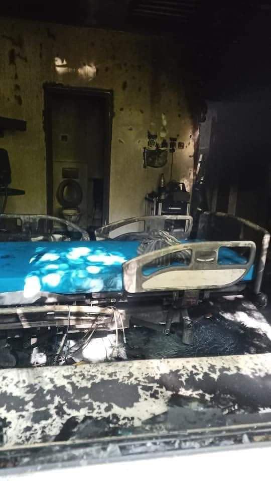 """Raed Arafat despre incendiul de la ATI: """"Nereguli la instalatiile electrice si improvizatii"""""""