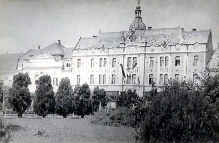 Centrul Satmarului cu 80 de ani in urma (Foto)