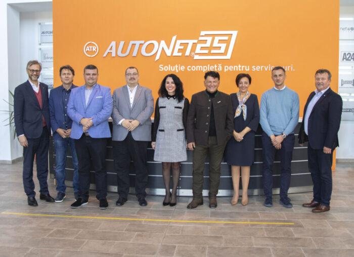 Autonet își unește forțele cu Augsburg International și își consolidează poziția în regiunea Europei Centrale și de Est
