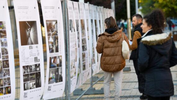 """Expozitie-concurs amenajata pe Pasajul """"Corneliu Coposu"""" (Foto)"""
