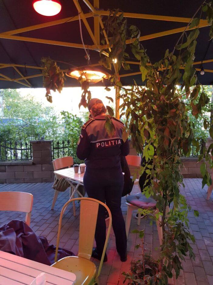 Controale in barurile si cafenelele din Satu Mare